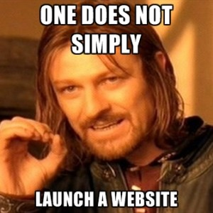 one-does-not-simply-launch-a-website